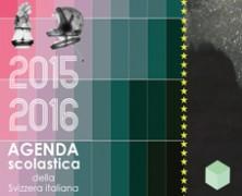 agenda scolastica cantonale 2015/2016